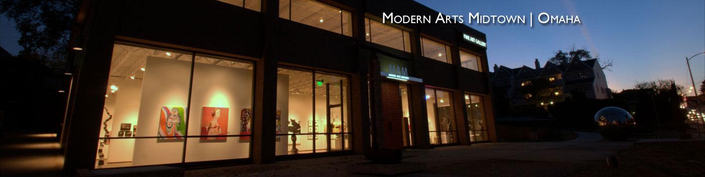 Modern Arts Midtown - Omaha
