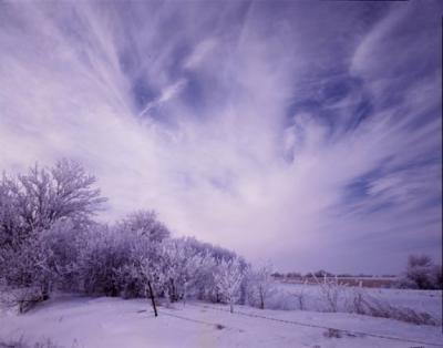 Lancaster County, January 1991 by John Spence