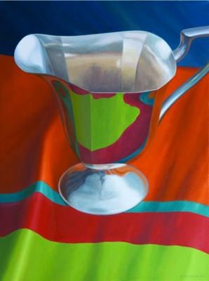 Rippled Cup by Merrill Peterson