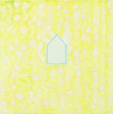 Boathouse/Spring by Judith Burton