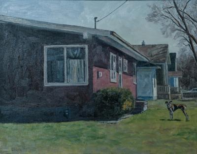 The Watch by Edwin Carter Weitz