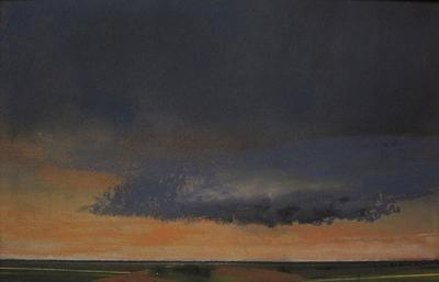 Wall Cloud by Don Williams