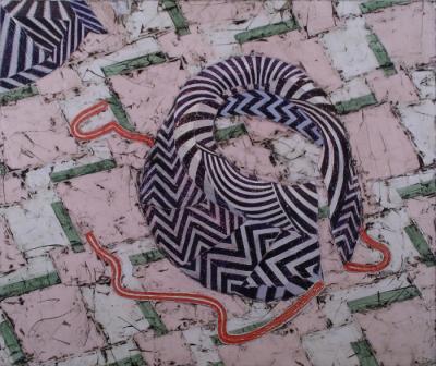 Bonnet by Martha Horvay