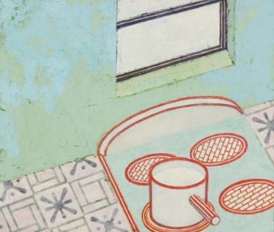Model Kitchen by Martha Horvay