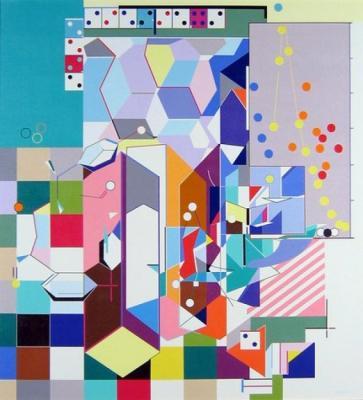 New Kouros by Marjorie Mikasen