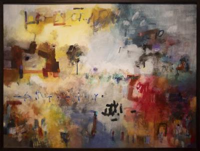2557 - Perimeter of Understanding by Larry Roots