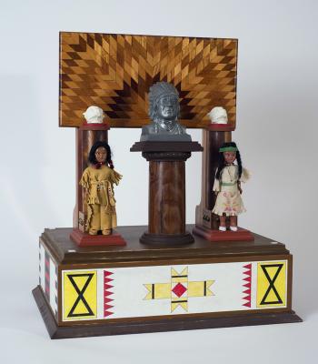 """Shrine: January 12, 2020 by John Spence"