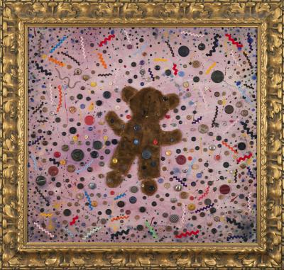 """Teddy"" December 1998 - March 2020 by John Spence"