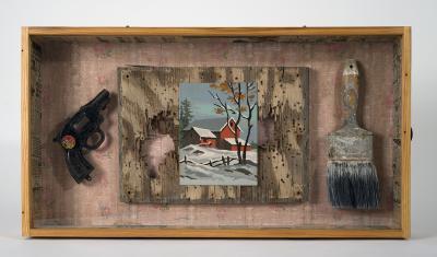 """""""Memory Drawer"""" February 15, 2021 by John Spence"""