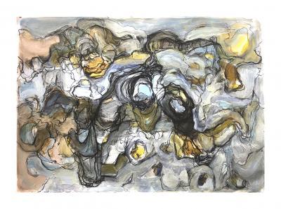 After Bruegel by Teresa Schmidt