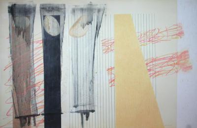 Arrangement of Marks by David McLeod