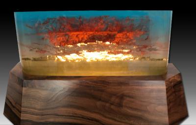 Autumn Burning by Jennifer Walker