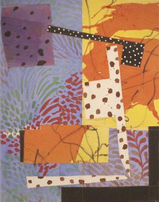 Garden by Jean Gaudaire-Thor
