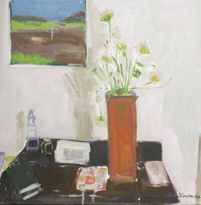 The Writing Desk by Stephen Dinsmore