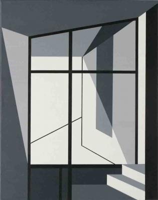 Interior Enigma by Barbara McCuen
