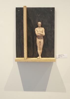 Figure No. 2 by Jamie Burmeister