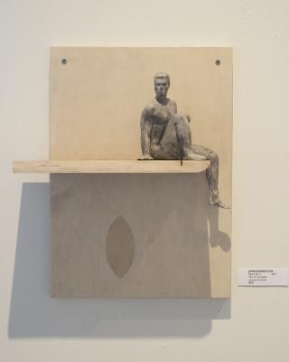 Figure No. 1 by Jamie Burmeister