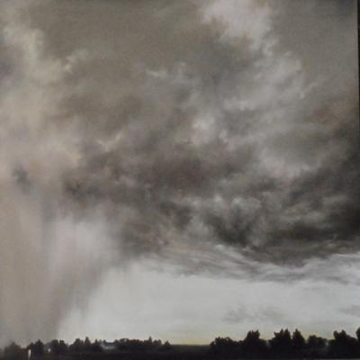 Dusting Skies 08.14 by Jennifer Homan