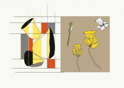 Daffodil by Catherine Ferguson