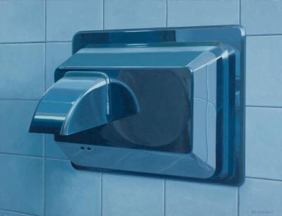 Hand Dryer by Merrill Peterson