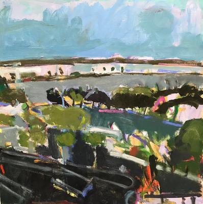 Sarasota Bay No. 1 by Stephen Dinsmore