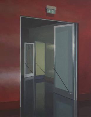 Deco Doors by Merrill Peterson