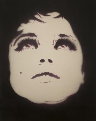 Edie Sedgwick by Paul Chelstad