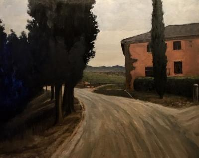 Tuscany No. 2 by Edwin Carter Weitz