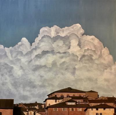 Siena by Edwin Carter Weitz