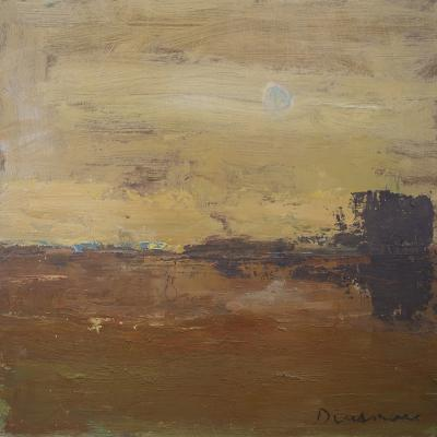 Moon, Autumn's Approach by Stephen Dinsmore
