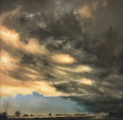Rising Skies by Jennifer Homan
