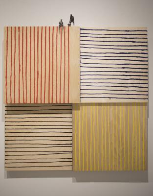 Four Squares by Jamie Burmeister