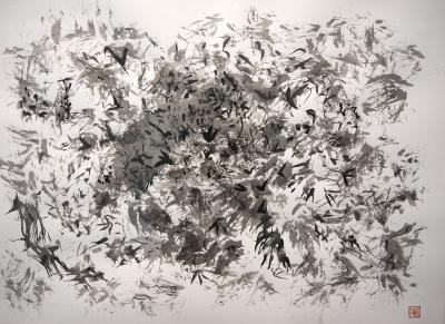 Bird Flight No. 3 by David Lovekin