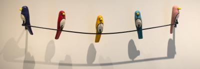 Birds on a Wire by Iggy Sumnik