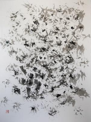 Bird Flight No. 4 by David Lovekin