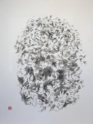 Bird Flight No. 5 by David Lovekin
