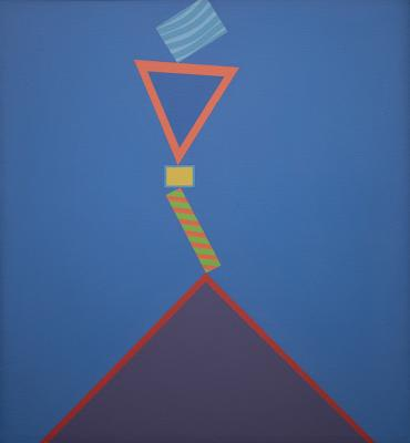 Formal Balance No. 2 by Peter Hill