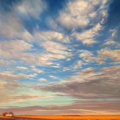 Nurturing Skies by Jennifer Homan