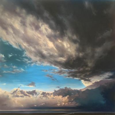 Torrent Skies by Jennifer Homan