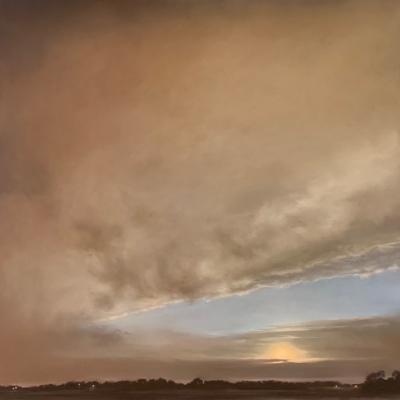 Muddled Skies by Jennifer Homan
