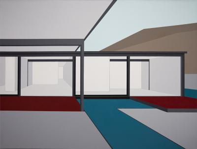 Steel and Glass Classic No. 1 by Barbara McCuen