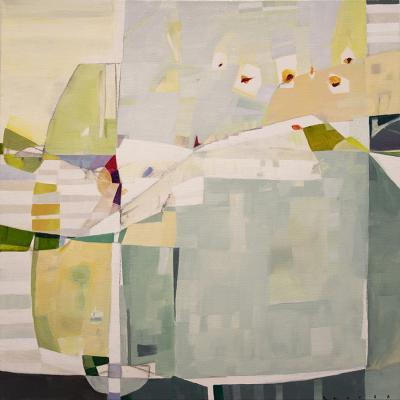 Windblown No. 1 by Jacqueline Kluver
