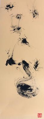 Falling No. 1 by David Lovekin