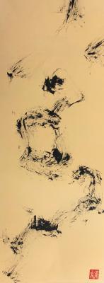 Falling No. 3 by David Lovekin