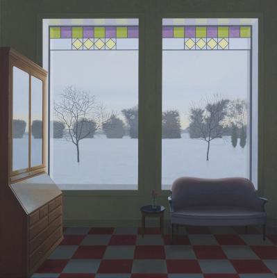 Winter Light by Merrill Peterson