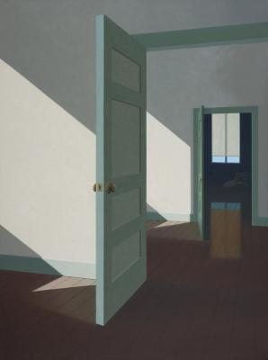 Vacant Rooms by Merrill Peterson