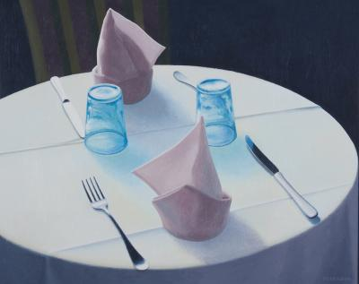 Table for Two by Merrill Peterson