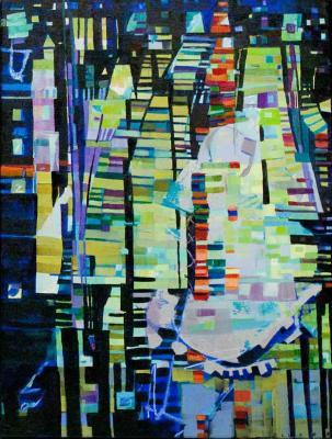 Sanction I by Jacqueline Kluver