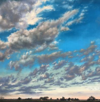Floating Skies 06.28 by Jennifer Homan