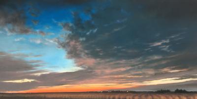 Rising Skies 07.30 by Jennifer Homan